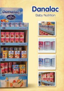 Wonderful Store Item - Full Of Nutrition - Danalac Infant Formula Presentation Showcase
