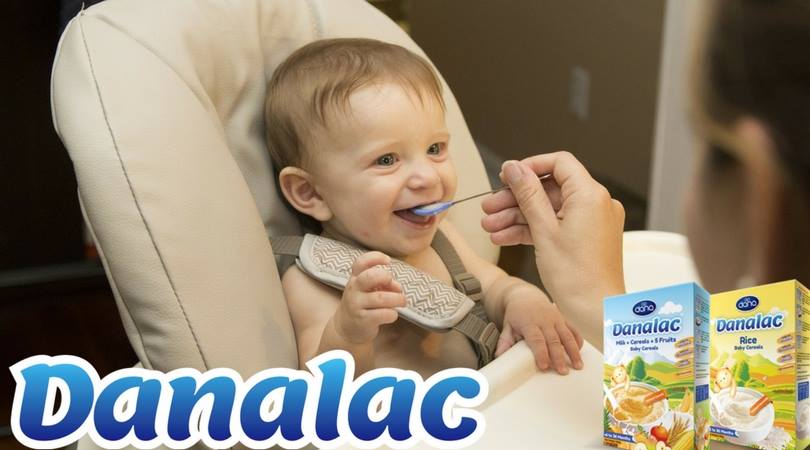 Baby Cereals for hungry babies
