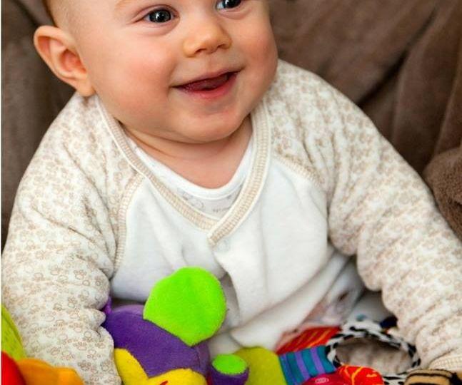 INFANT FORMULA 4 months baby