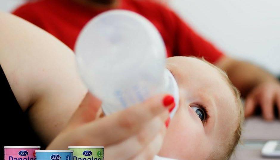 bottle-feed babies
