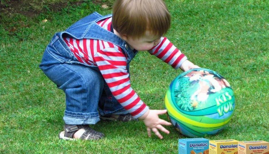 children develop some abilities