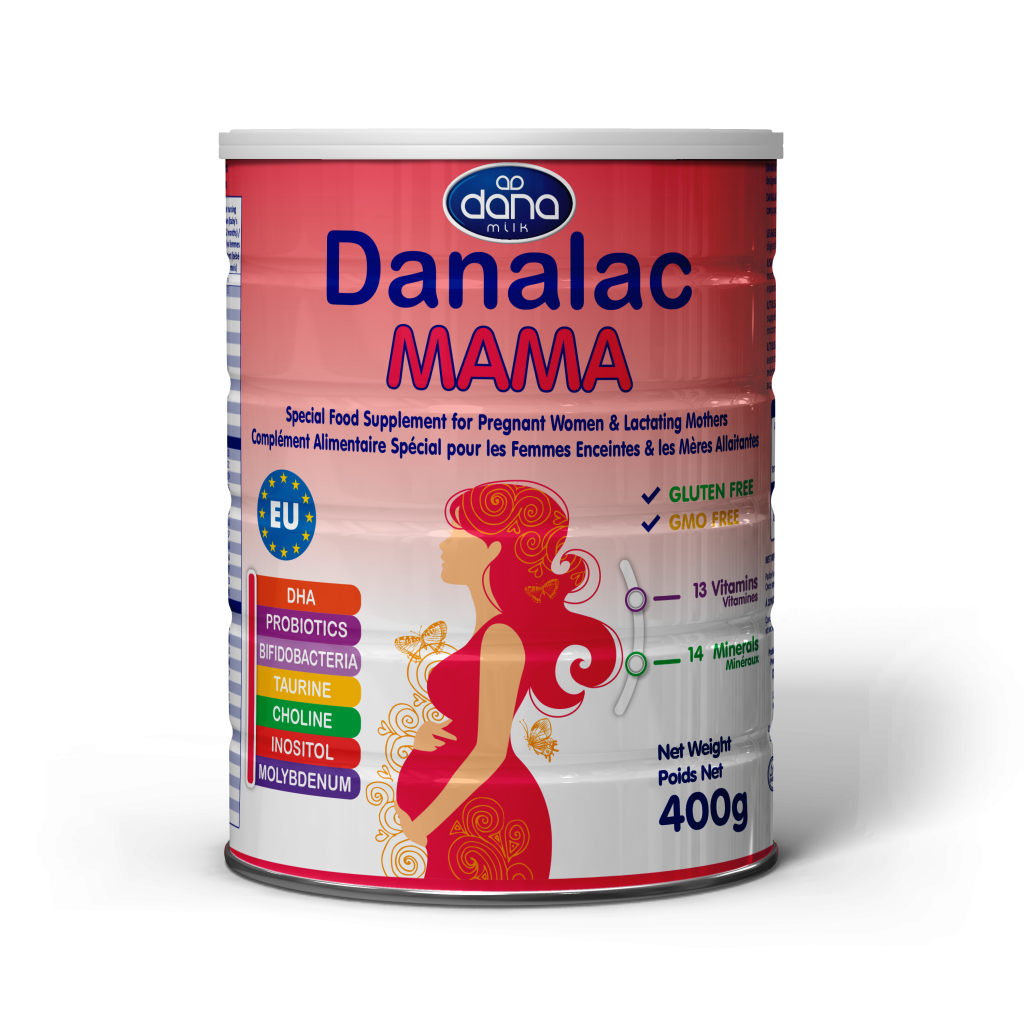 DANALAC MOM-Food Supplement