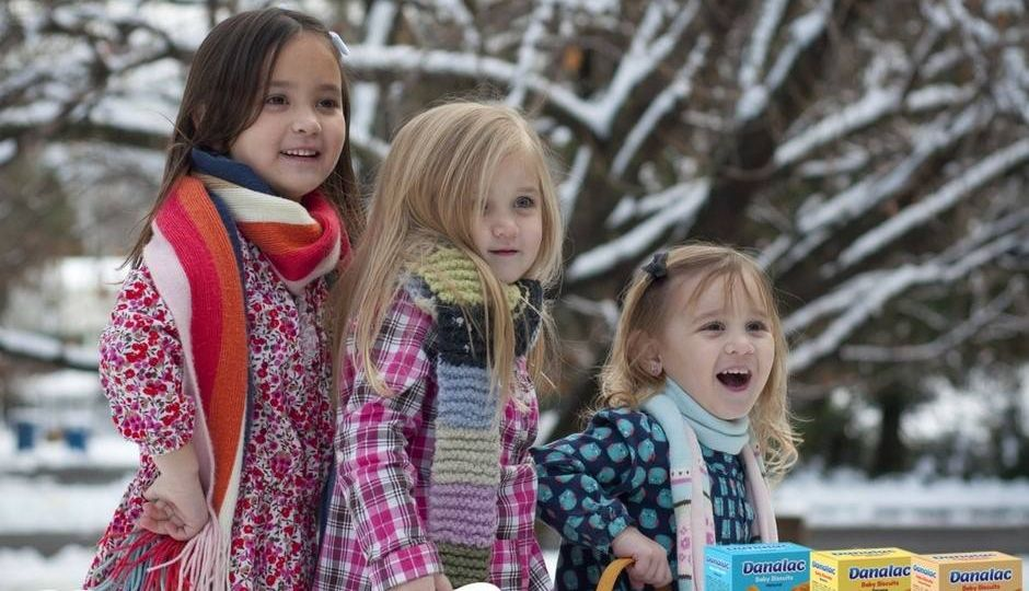 We have always thought that birth order affects personality