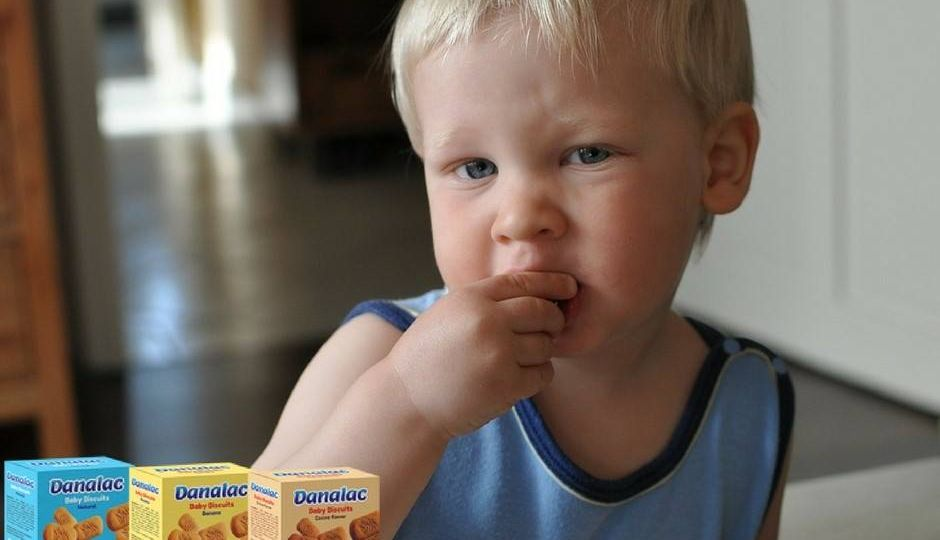 Let your toddler decide how much to eat and keep offering new foods