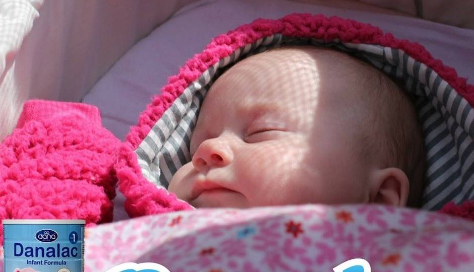 How can we effectively block the sun while keeping our baby safe