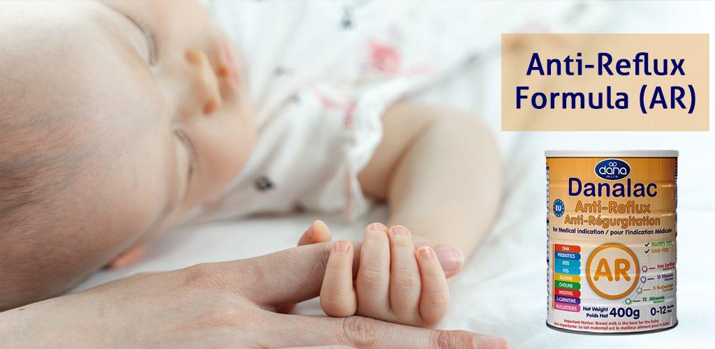 DANALAC Anti-Reflux AR infant formula - World Best Baby Milk