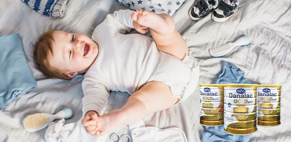 DANALAC Gold Advance infant formula - World Best Baby Milk