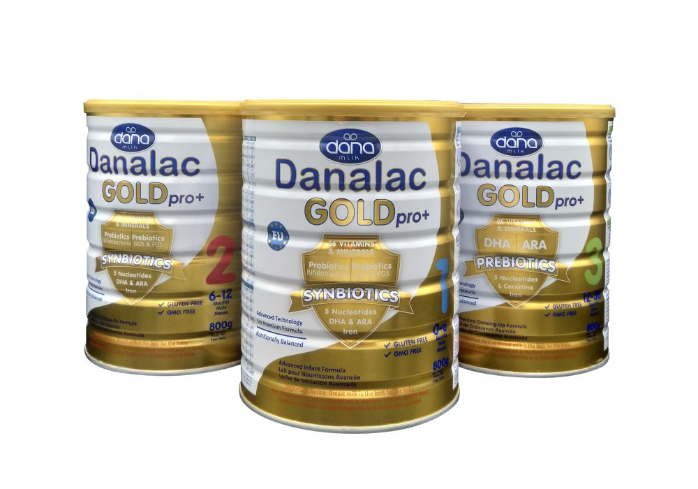 DANALAC Gold Advance Infant Formula 3 Stages Hero Image-Prebiotecs-probiotecs-dha-ara