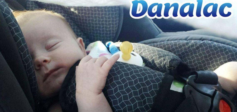 fruit child in car